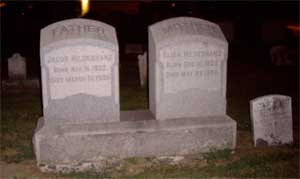 The Hildebrand family plot