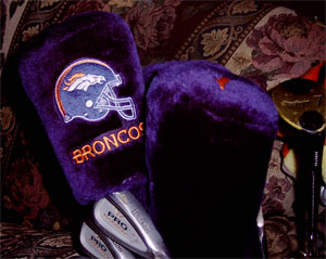 you can't go play golf without stylish headcovers